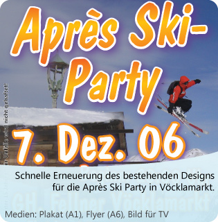 Aprés Ski Party