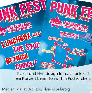 Punk Fest - High Five